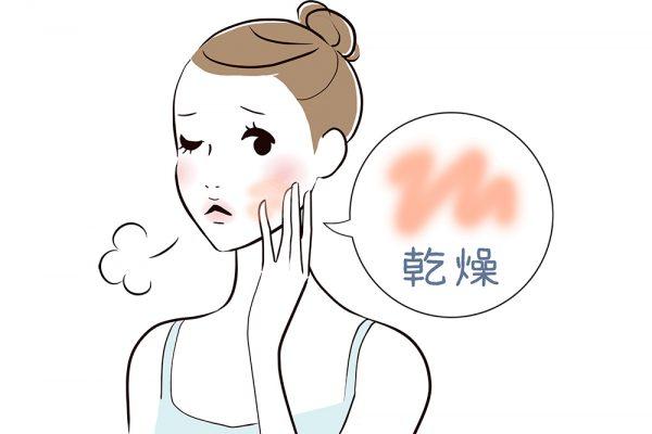 普段マスクを付けることが当たり前の生活となっているかもしれませんが、お肌が乾燥する原因の一つであることをご存じでしょうか?